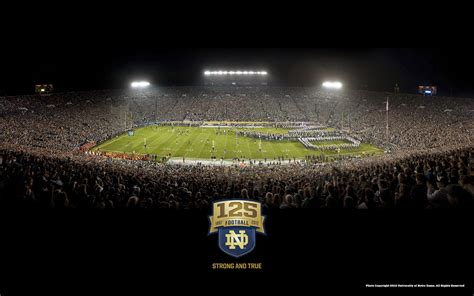 biggest game  years  psyched notre dame