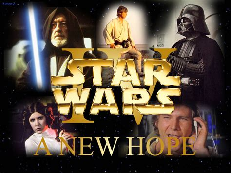 Star Wars Empire Strikes Back Wallpaper Looking Back At Star Wars Episode Iv A New Hope Den Of Geek
