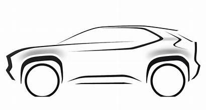 Suv Toyota Yaris Revealed Tomorrow Based Future