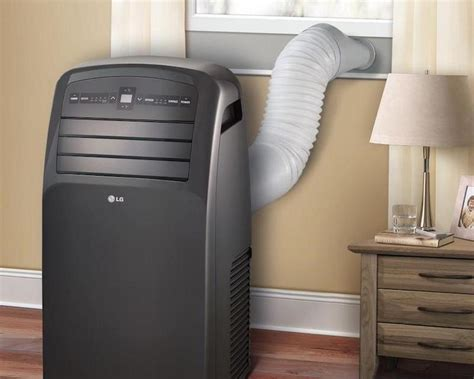 lg portable air conditioner humidifier review