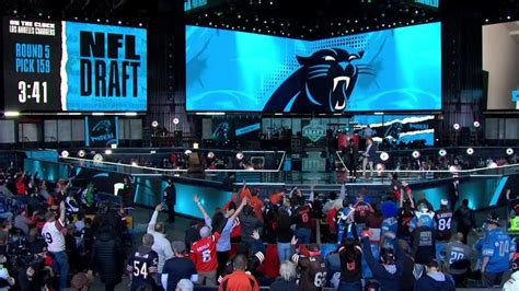 The stadium also serves as the team's home field. Panthers select Daviyon Nixon with No. 158 pick in 2021 draft