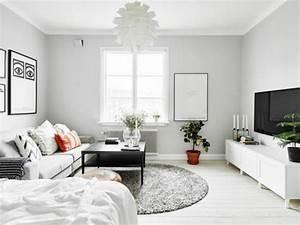meubler un studio 20m2 voyez les meilleures idees en 50 With tapis chambre bébé avec nobilis canapé
