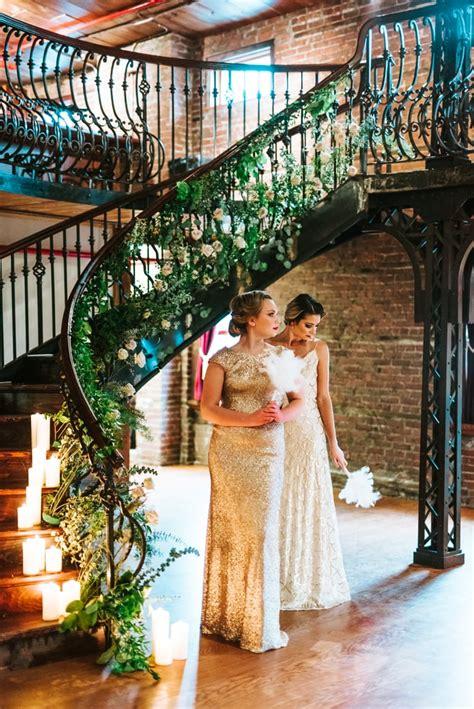 Great Gatsby Themed Wedding POPSUGAR Love &Photo 26