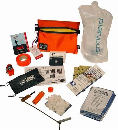 Survival Kit Basic Gear Equipment Wilderness Tools