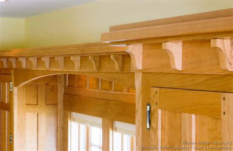 crown molding ideas for kitchen cabinets craftsman crown molding crowdbuild for