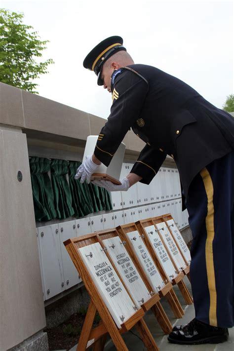 dvids news arlington national cemetery dedicates