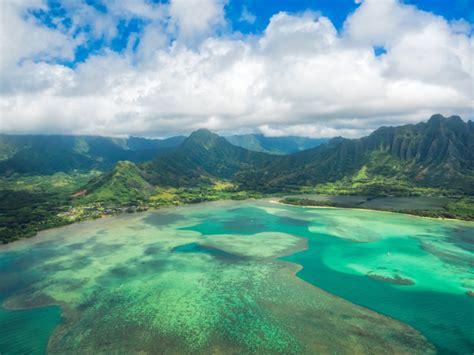 aerial   oahu hawaii martin belan