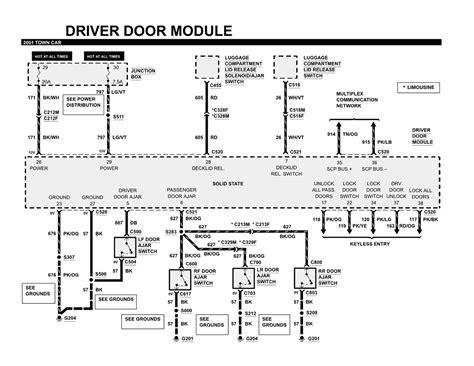 2003 Expedition Door Wiring Diagram by 2003 Ford Explorer Door Ajar Switch Wiring