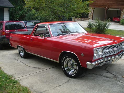 pro  chevrolet el camino specs  modification