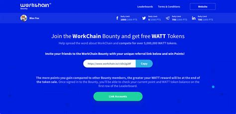 WorkChain.io Bounty + Airdrop — Earn Your Share of ...