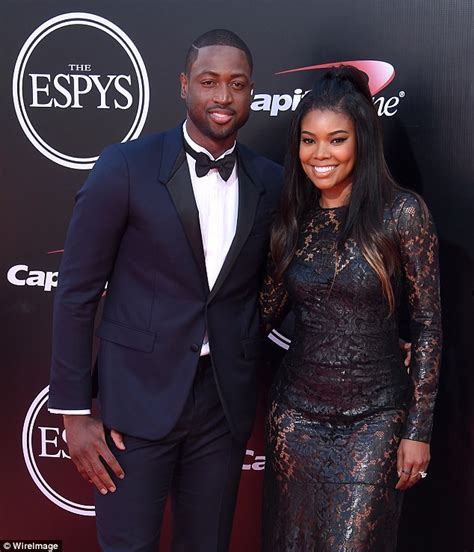 dwyane wade shuts   wifes attempts   sons