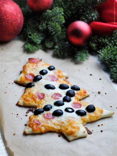 christmas tree pizza recipes