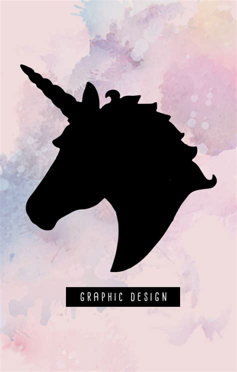 quirky illustrated art  clothing   unicorn room