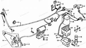 Honda C70 Passport Motorcycle Wiring Harness Diagrahm