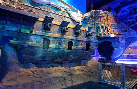 attraction and entertainment solutions current projects sea minnesota aquarium in the