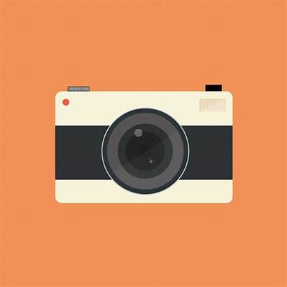 Camera Icon Selected