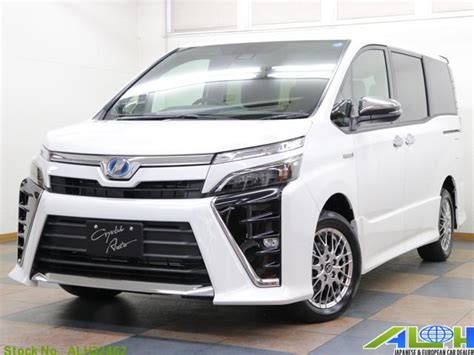 Toyota Voxy Backgrounds by 3383 Japan Used 2018 Toyota Voxy Daa Zwr80w For Sale