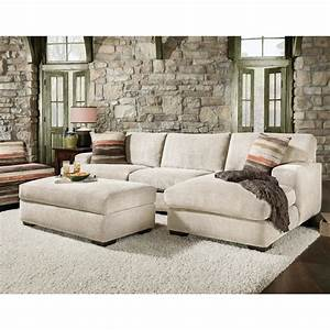 Small sectional sofa with chaise and ottoman sofa for Small sectional sofa with chaise and ottoman