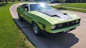 72 Mach 1 - believed to be 39,000 original miles - 351C-4V - Automatic - NICE!!! - Classic Ford ...