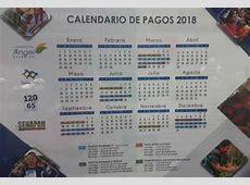 Mides anuncia calendario de pago para el 2018 de sus