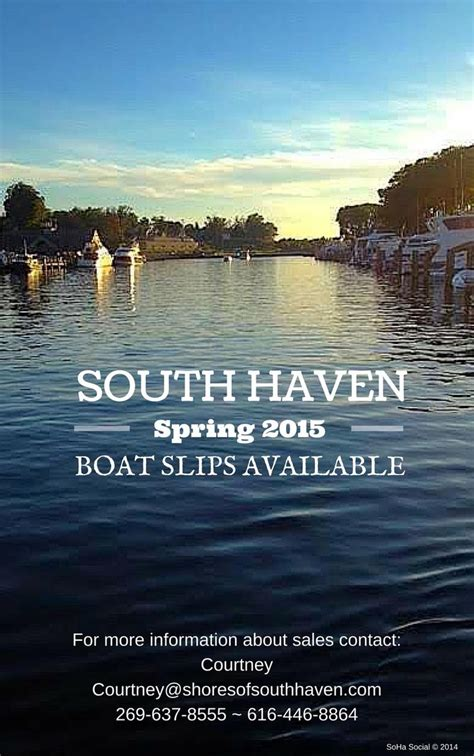 Boat Slip South Haven Michigan by 13 Best Real Estate South Haven Mi Images On Pinterest