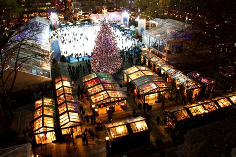 best christmas store nyc best markets in nyc for shopping and snacking