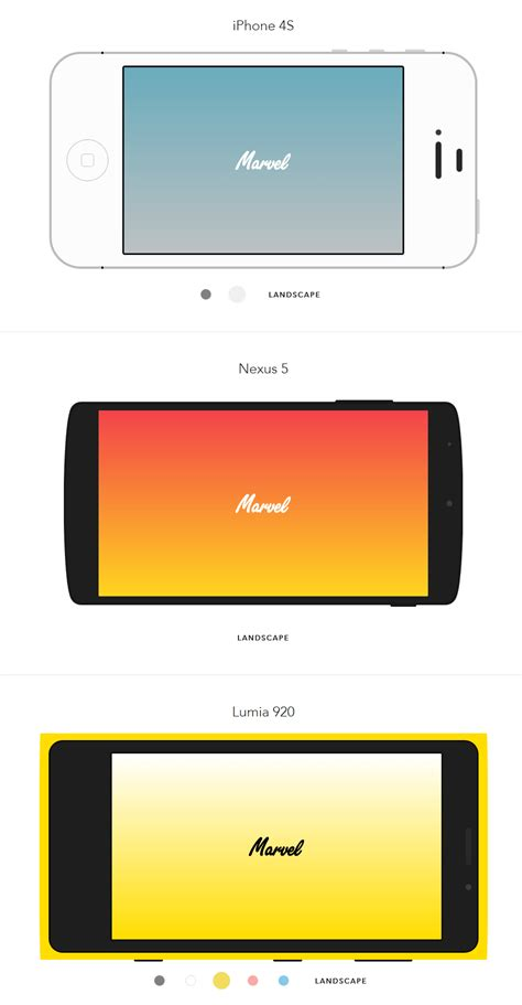Css Mobile Devices by 8 Css Flat Mobile Devices Mockups Coding Freebies