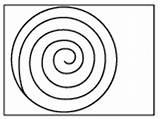 Snake Spiral Craft Bubble Wrap Crafts Activities Pattern Circle Cut Paper Children Circles Felt Wreaths Dime Making Inside Diagram sketch template