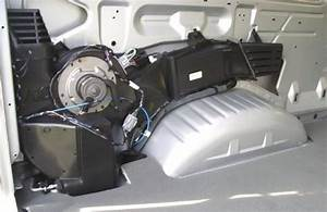 Where The Heck Is The Rear Ac On A Ford E350