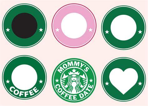 starbucks svg starbucks clipart logo template svg coffee etsy monogram frame svg starbucks