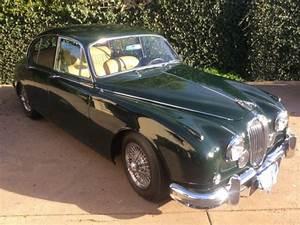 Jaguar Mk2 3 8 Manual Transmission