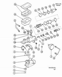 1987 Buick Regal Booster  Hydraulic Power Brake Booster