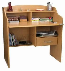 Study Table And Shelves Hpd260 - Study Table - Al Habib