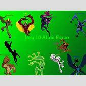 Ben 10 Aliens -...