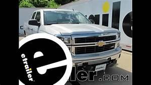 Install Trailer Wiring 2014 Chevrolet Silverado 1500
