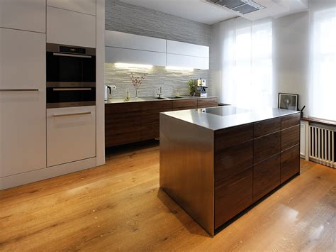 Moderne Küche Mit Kücheninsel Ideentop