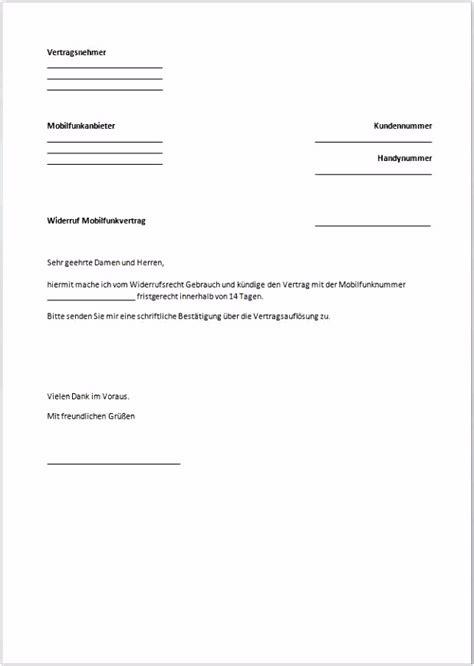 telekom vertrag kundigen vorlage word
