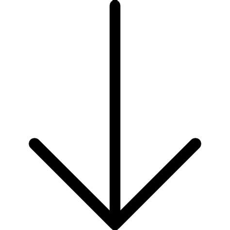 Nach Unten by Pfeil Nach Unten Symbol Kostenlos Arrows And