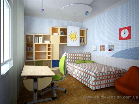 Дизайн интерьера детской комнаты  Студия дизайна