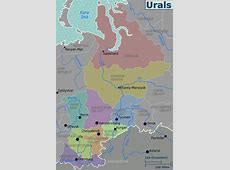 Urals – Travel guide at Wikivoyage