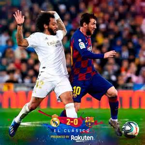 DOWNLOAD: Real Madrid Vs Barcelona 2-0 Highlights Video