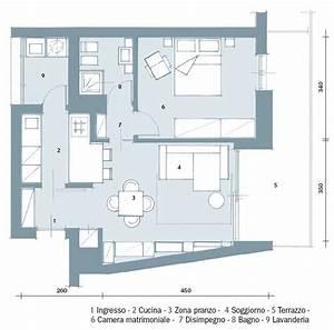 Planimetria Casa 80 Mq Quadrata