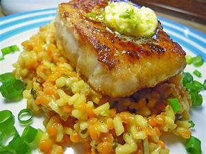 Risotto Mit Fisch : fischfilet mit risotto rezepte ~ Lizthompson.info Haus und Dekorationen