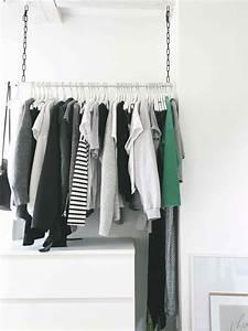 Ikea Kleiderstange Wand : best kleiderstange selber bauen contemporary ~ Michelbontemps.com Haus und Dekorationen