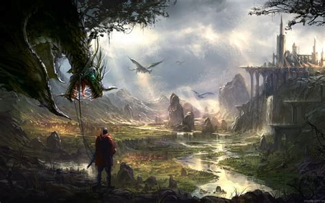 hd fantasy wallpapers  wallpaperplay