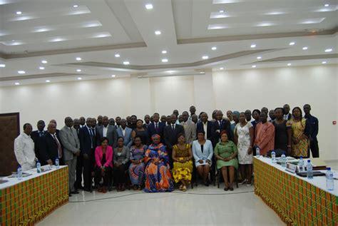 chambres consulaires séminaire d appropriation des réformes de l uemoa à l