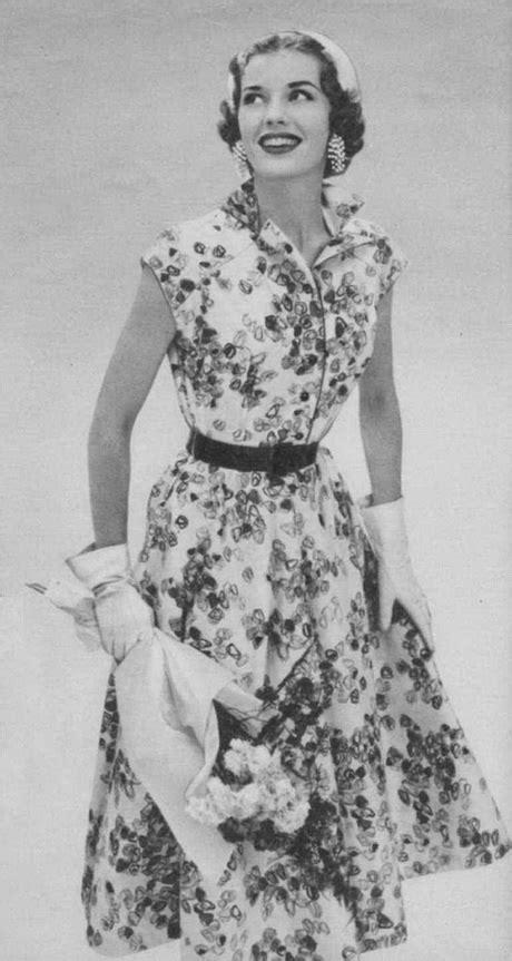 Der 50er by Mode In Den 50er Jahren