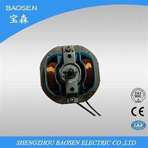 China Yj58 Single Phase 110v 220v Shade Pole Motor