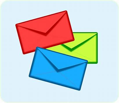 Mail Envelopes Email Graphic Pixabay Vector