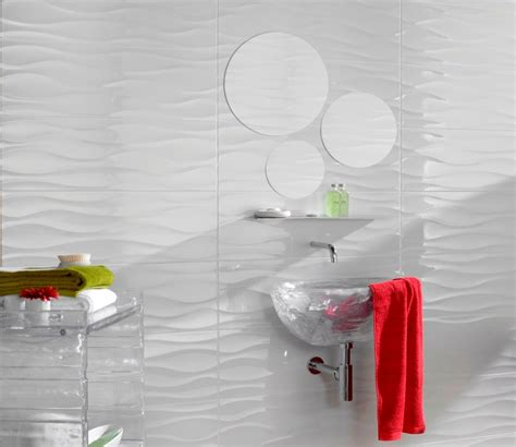 bathroom tile feature ideas bathroom enliven your bathroom with feature wall